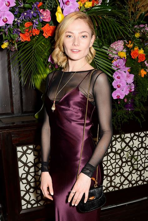 Clara Paget - The LaLit London Hotel Launch Party 1/26/ 2017
