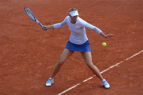 Maria Sharapova – 2015 French Tennis Open at Roland Garros