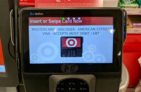 Apple Pay begins its staggered rollout at Target