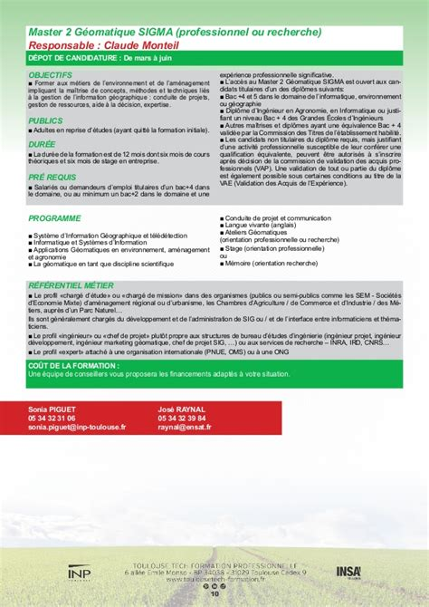 Formations en Agronomie - Agroalimentaire - Œnologie