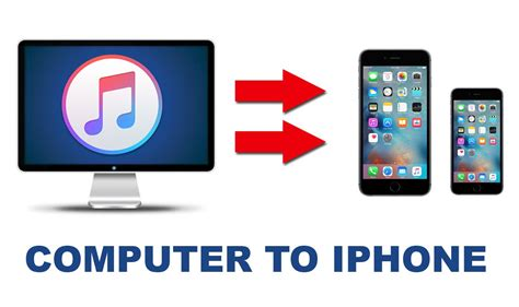 How to Transfer Music from Computer to iPhone with/without